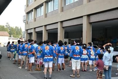 南信州お散歩日和「飯田りんごん」に参加しました!