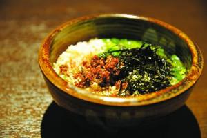 Ku長野_メイン鹿茶漬け1512