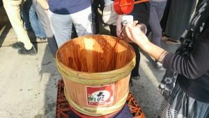 北安醸造の樽酒「大国」