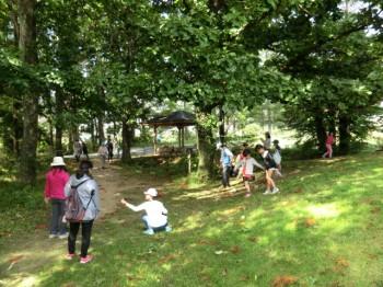 木流し散策1