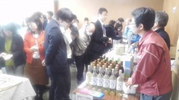 県庁物産展写真