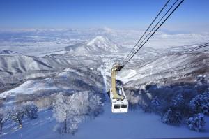北志賀高原 冬