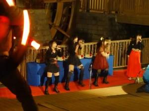 信州上田灯りの祭典~あっぷる学園応援部のミニコンサート