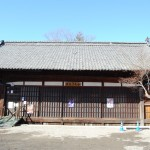 県宝歌舞伎舞台。真田昌幸の朱印状が残されている。