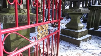 墓所ゲートt