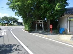 堀内神社2