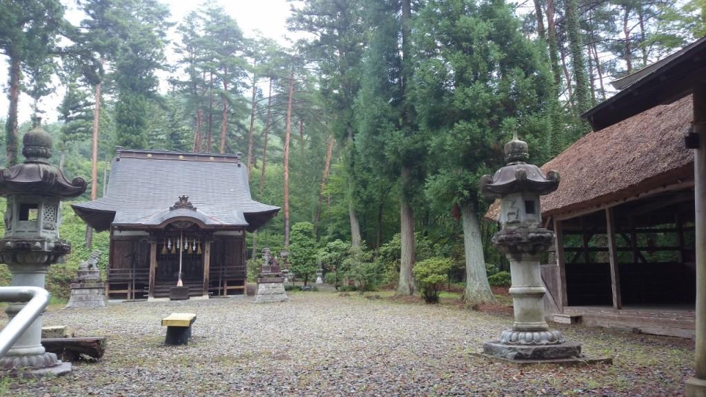 笠原御射山神社