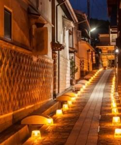 氷雪の灯祭り(福島①)