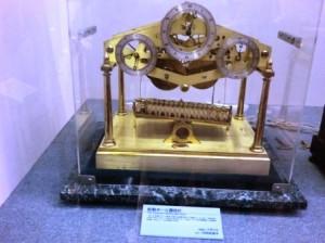 ピタゴラス時計
