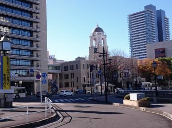 静岡市役所外観