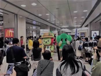 ⑥JR名古屋駅