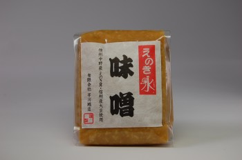 273_【芋川糀店】えのき氷味噌