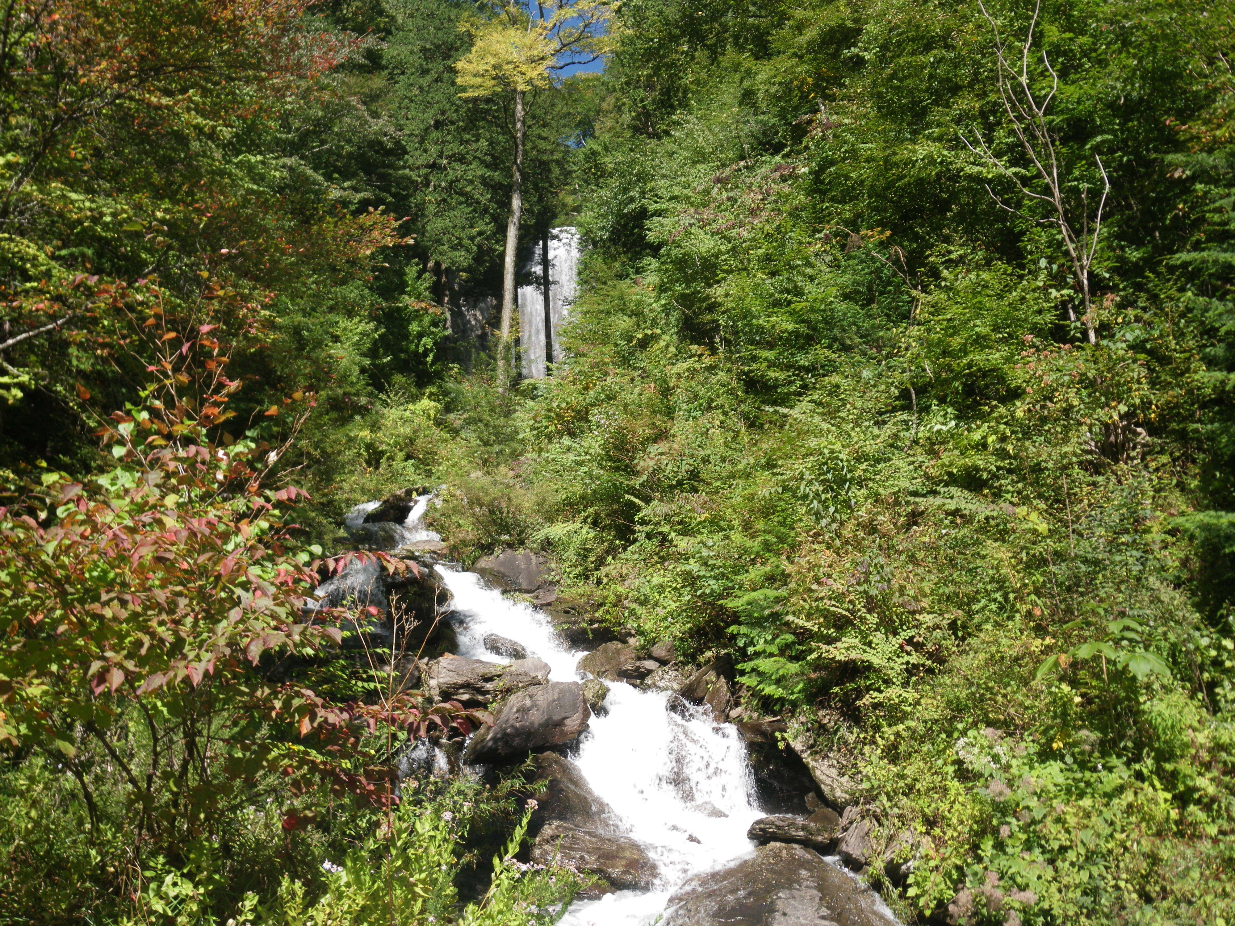 神秘の村、王滝② | 是より木曽路