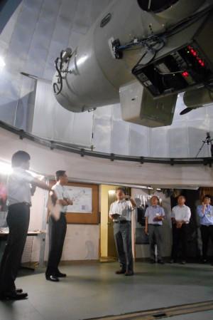 天文台シュミット望遠鏡