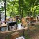 「森の図書館」(小諸ツリーハウスプロジェクト)
