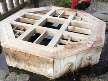 源池の井戸