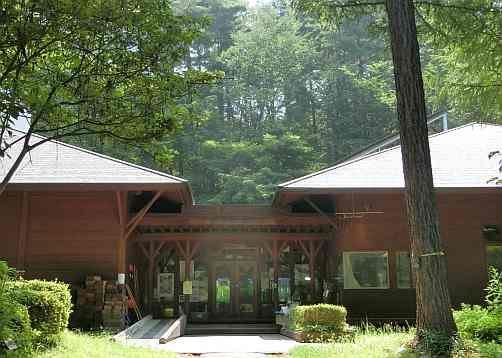 森林学習展示館