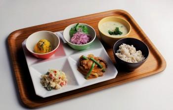 Mamaキッチン(ヘルシー定食)