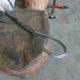 ワイヤロープの安全性確認