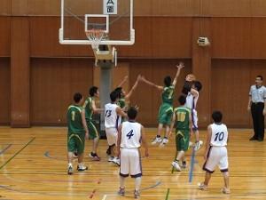 バスケットボール(第3位)