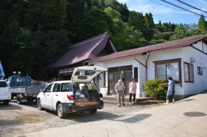 広瀬区生活改善センター(広瀬神社社務所)