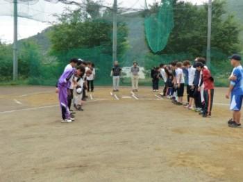 軟式野球(農業大学校グラウンド)