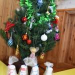 お土産とツリー