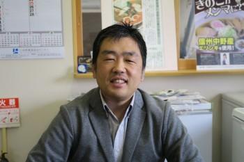 代表の江遠 昌弘さん
