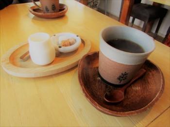 午後は、ゆっくりくつろげるカフェに