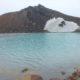 長野県自然公園・御嶽山 復興につながる二ノ池まで歩く。