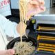 信州・青木村キッチンカー タチアカネGO!!(号) 完成お披露目蕎麦会 in 長野県庁が開催されました