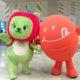 アルクマと旬ちゃんが麻績村 月の里収穫祭に登場します!!