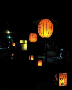8月和田宿夏祭り
