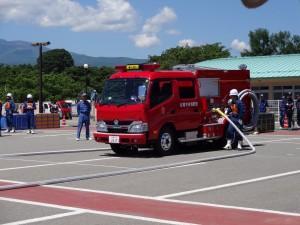 消防ポンプの部(自動車)