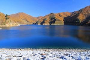 南相木ダム湖
