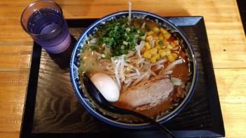 写真⑦(助屋(安養寺野菜+半熟煮玉子))
