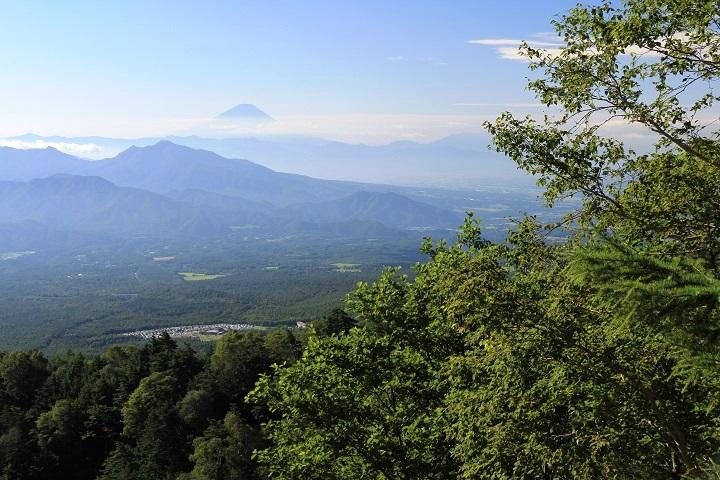 0903 07.51富士山遠望