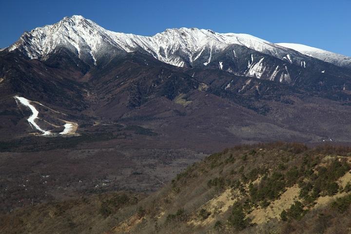 2017.12.07 11.25赤岳・横岳