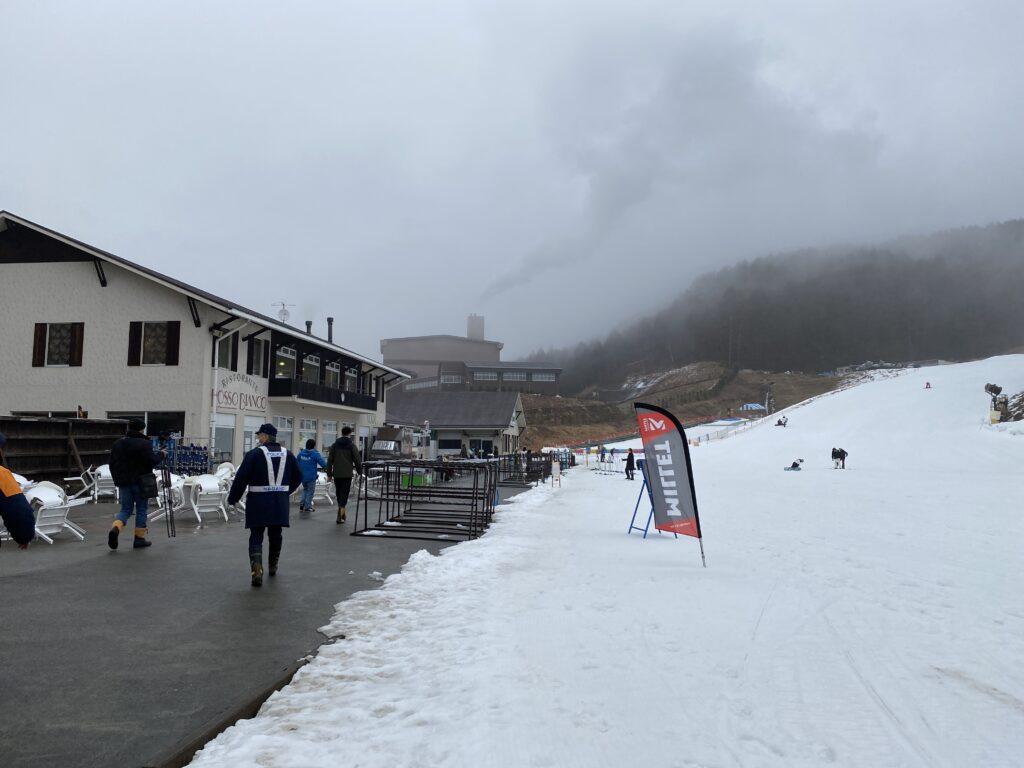 ガーデン パラダ スキー 佐久