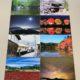 佐久地域・軽井沢周辺の絶景ポストカードが、彩りも新たに新登場!軽井沢町などで無償で配布します!