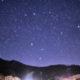 八千穂高原スキー場(佐久穂町)で、スキー場の星景写真を撮る!