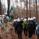 「高校生を対象とした林業職場見学会」を開催しました