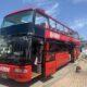 開放感満点!JR定期観光バス「オープントップバス」八ヶ岳高原コースに乗車しました!