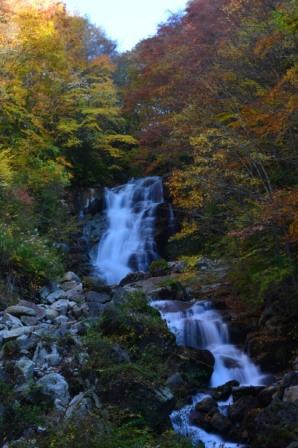 平谷村うつぼ大滝