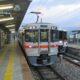 魅力満載のローカル線!飯田線(34)電車が泊まる段丘に立つ駅「伊那大島」